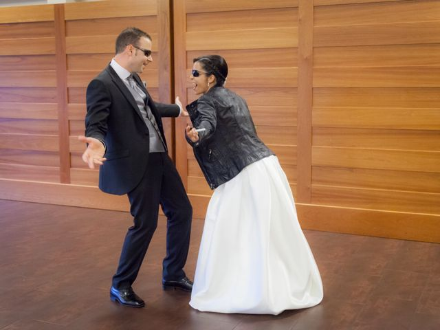 La boda de Ricardo y Bea en Vigo, Pontevedra 49