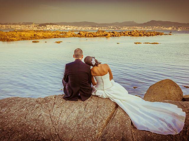 La boda de Ricardo y Bea en Vigo, Pontevedra 61