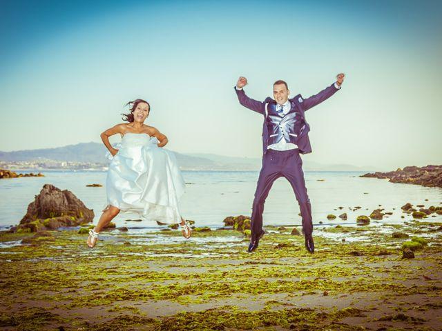 La boda de Ricardo y Bea en Vigo, Pontevedra 66
