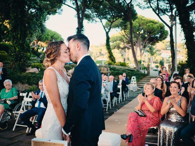 La boda de Diego y Roser en Sant Vicenç De Montalt, Barcelona 10