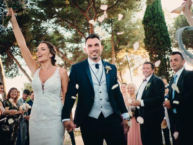 La boda de Diego y Roser en Sant Vicenç De Montalt, Barcelona 12