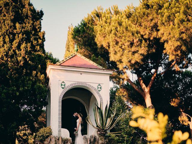 La boda de Diego y Roser en Sant Vicenç De Montalt, Barcelona 15