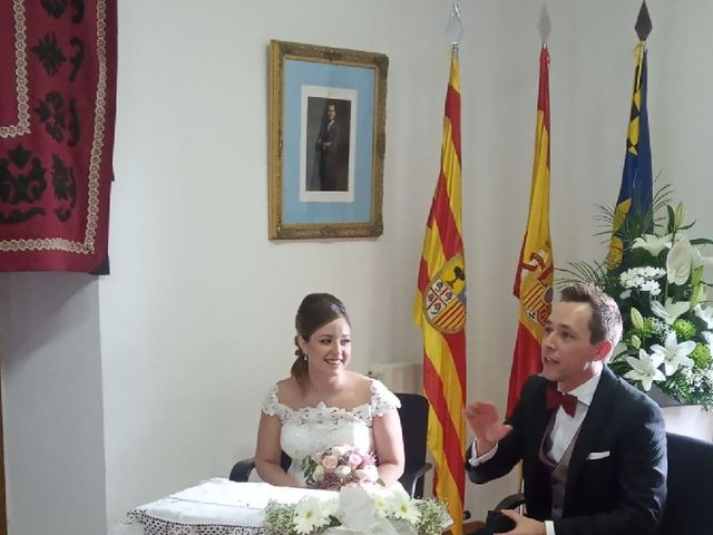 La boda de Jose y Sara en Torres De Berrellen, Zaragoza 2