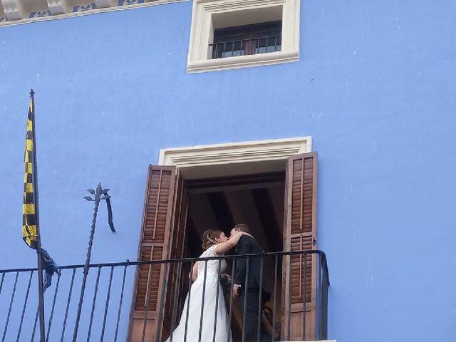 La boda de Jose y Sara en Torres De Berrellen, Zaragoza 4