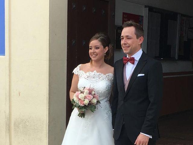 La boda de Jose y Sara en Torres De Berrellen, Zaragoza 3