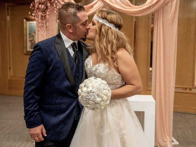 La boda de Beatriz y Cristian