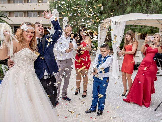 La boda de Cristian y Beatriz en Toledo, Toledo 10