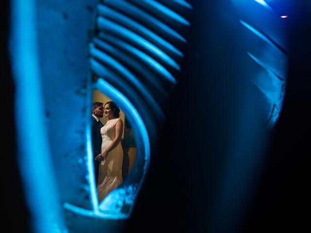 La boda de Janelle y Sergio