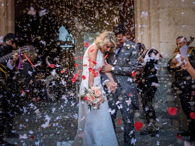 La boda de Natalia y Toño