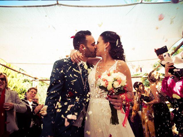 La boda de Itziar y Diego