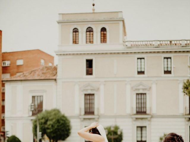 La boda de Manuel y Ana en Valladolid, Valladolid 43