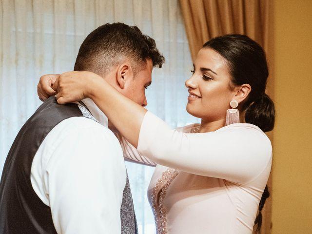 La boda de Sergio y Natacha en Zarza De Granadilla, Cáceres 19