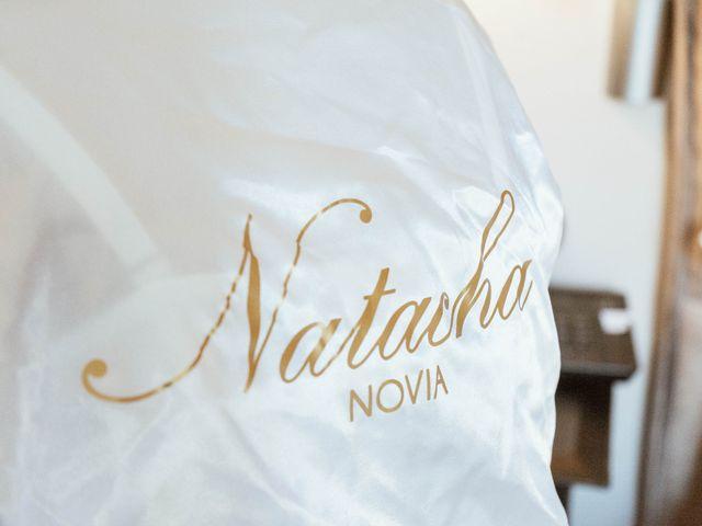 La boda de Sergio y Natacha en Zarza De Granadilla, Cáceres 3