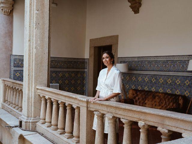 La boda de Sergio y Natacha en Zarza De Granadilla, Cáceres 6