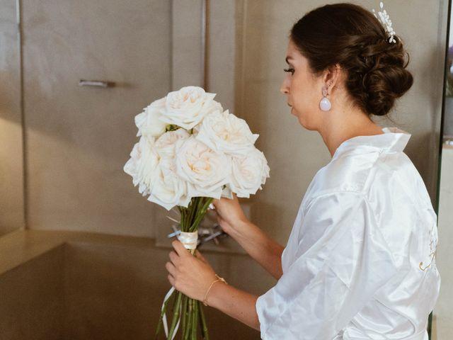 La boda de Sergio y Natacha en Zarza De Granadilla, Cáceres 8
