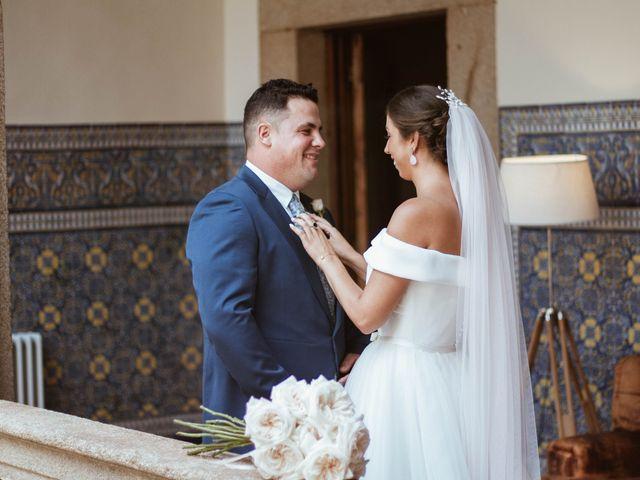 La boda de Sergio y Natacha en Zarza De Granadilla, Cáceres 21
