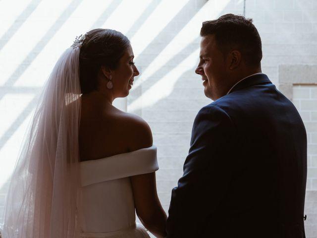 La boda de Sergio y Natacha en Zarza De Granadilla, Cáceres 24