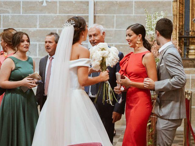 La boda de Sergio y Natacha en Zarza De Granadilla, Cáceres 36