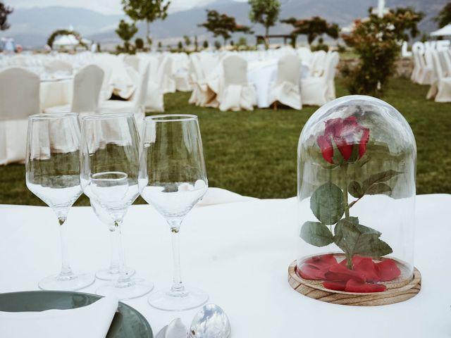 La boda de Sergio y Natacha en Zarza De Granadilla, Cáceres 39