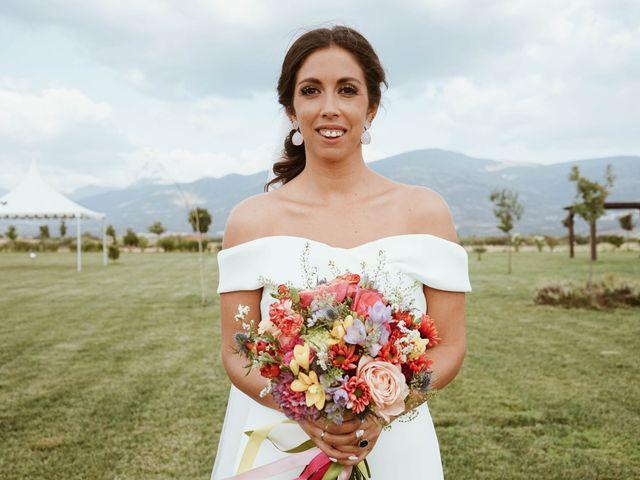 La boda de Sergio y Natacha en Zarza De Granadilla, Cáceres 41