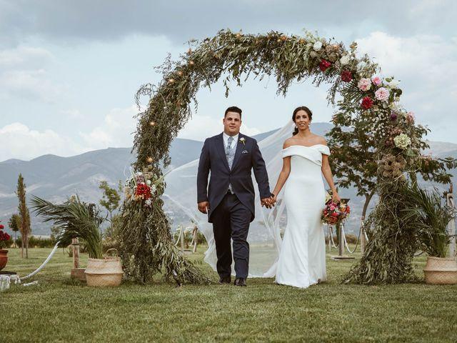 La boda de Sergio y Natacha en Zarza De Granadilla, Cáceres 42