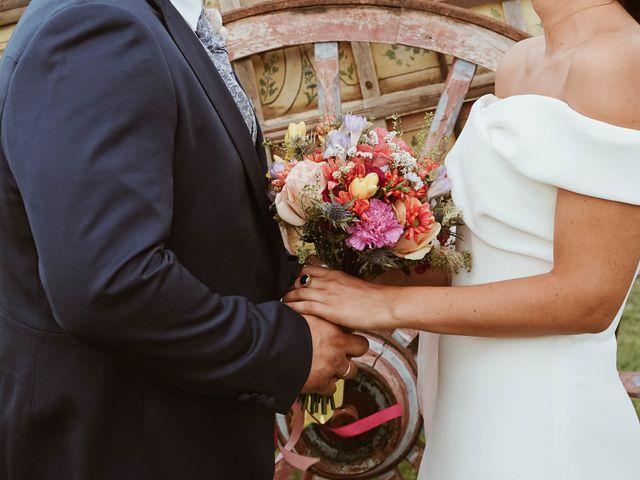 La boda de Sergio y Natacha en Zarza De Granadilla, Cáceres 43