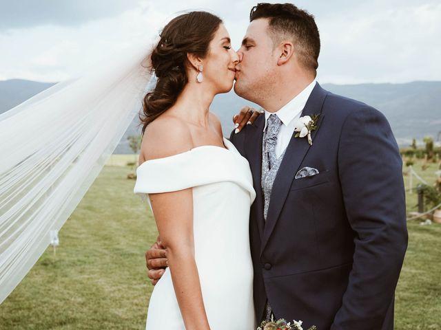 La boda de Sergio y Natacha en Zarza De Granadilla, Cáceres 44