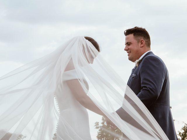 La boda de Sergio y Natacha en Zarza De Granadilla, Cáceres 46