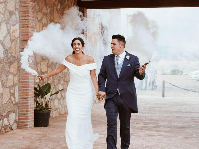 La boda de Sergio y Natacha en Zarza De Granadilla, Cáceres 48