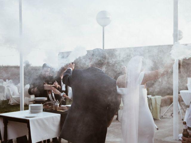 La boda de Sergio y Natacha en Zarza De Granadilla, Cáceres 50
