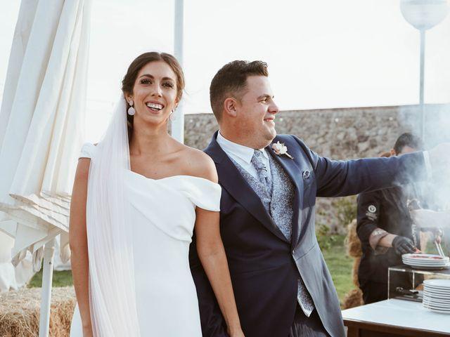 La boda de Sergio y Natacha en Zarza De Granadilla, Cáceres 51
