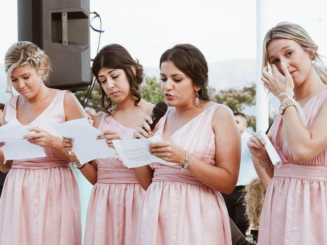 La boda de Sergio y Natacha en Zarza De Granadilla, Cáceres 56