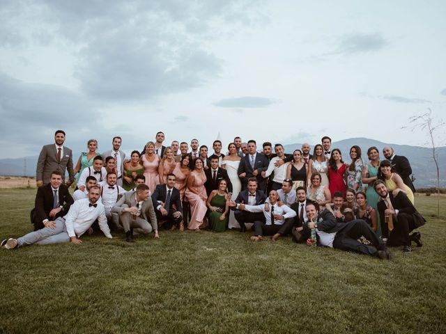 La boda de Sergio y Natacha en Zarza De Granadilla, Cáceres 60