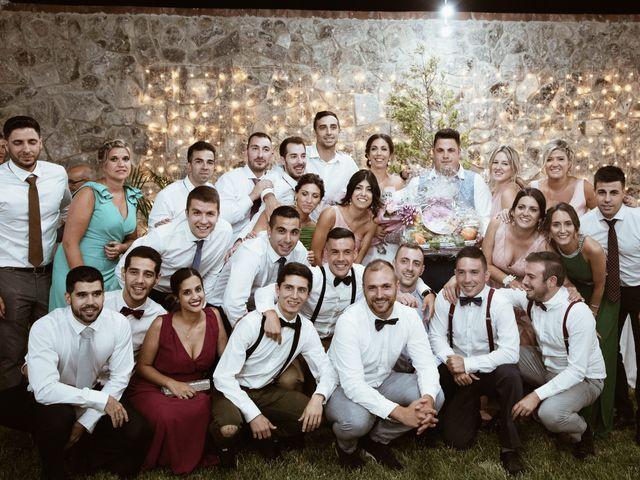 La boda de Sergio y Natacha en Zarza De Granadilla, Cáceres 64