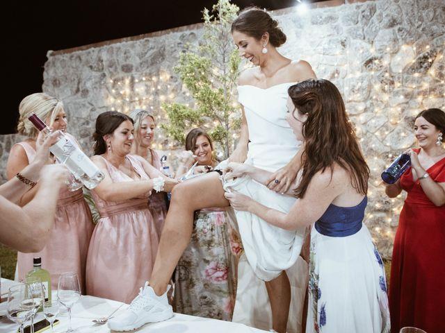 La boda de Sergio y Natacha en Zarza De Granadilla, Cáceres 66
