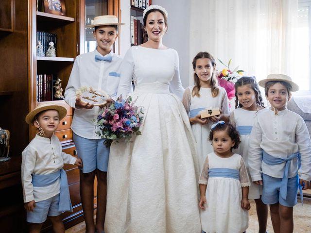 La boda de Vicente y Laura en El Puig, Barcelona 4