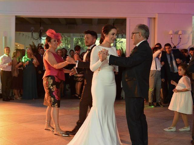 La boda de Vicente y Laura en El Puig, Barcelona 6