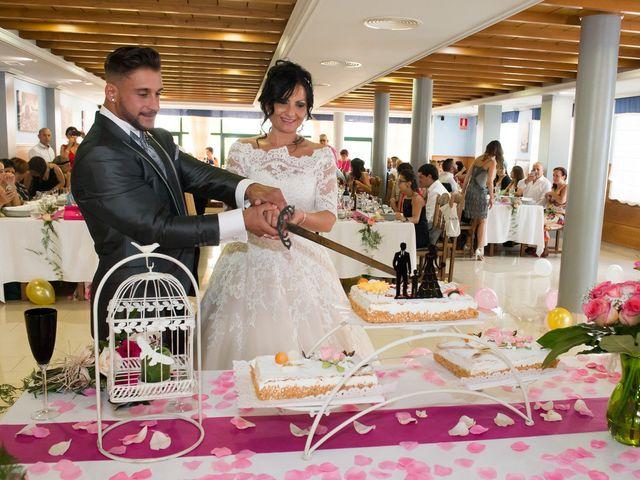 La boda de María y Diego en Adran (Laracha), A Coruña 21