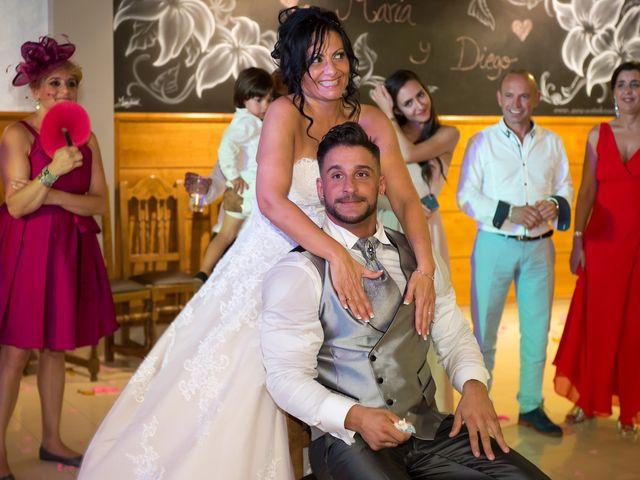 La boda de María y Diego en Adran (Laracha), A Coruña 23