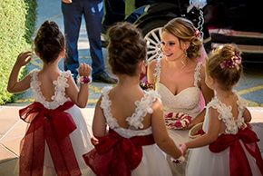 La boda de Emilio y Ana en Madrid, Madrid 1