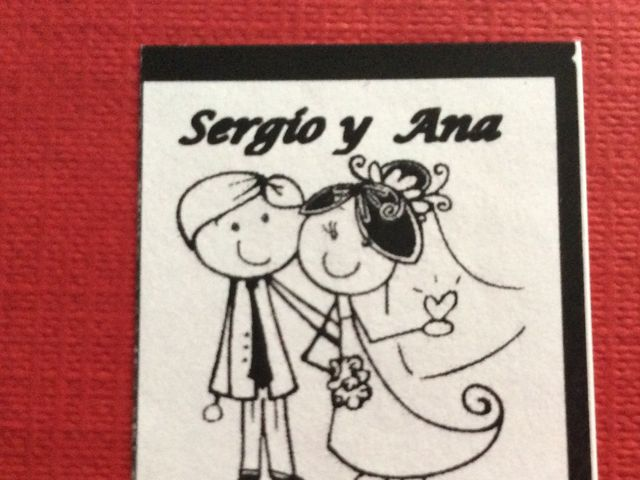 La boda de Sergio y Ana en Madrid, Madrid 4