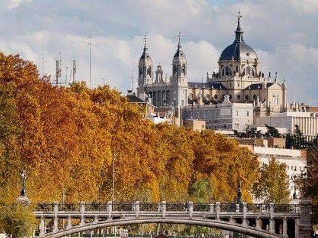 La boda de Sergio y Ana en Madrid, Madrid 9