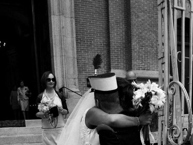 La boda de Sergio y Ana en Madrid, Madrid 1