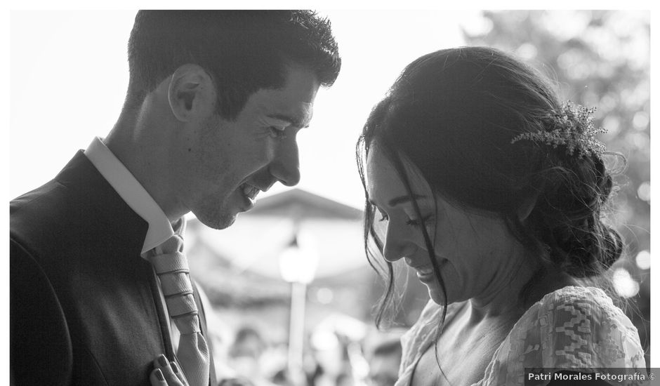 La boda de Asier y Patri en Laracha (Laracha), A Coruña