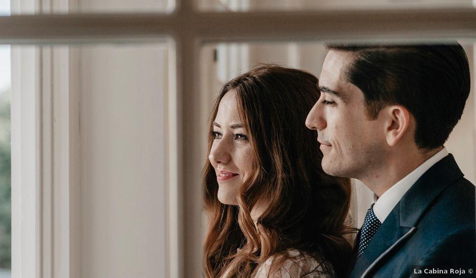 La boda de Rubén y Cristina en Avilés, Asturias