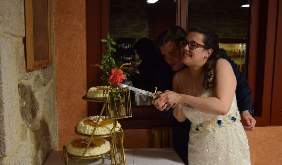 La boda de Adri y Fati en Monforte de Lemos, Lugo