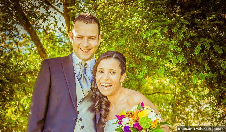 La boda de Ricardo y Bea en Vigo, Pontevedra