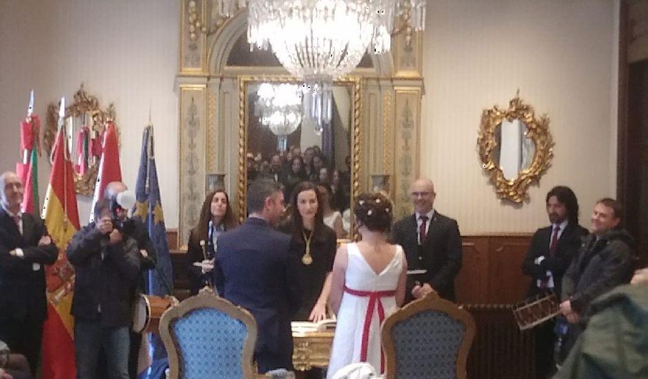 La boda de Imanol y Zuriñe  en Vitoria-gasteiz, Álava