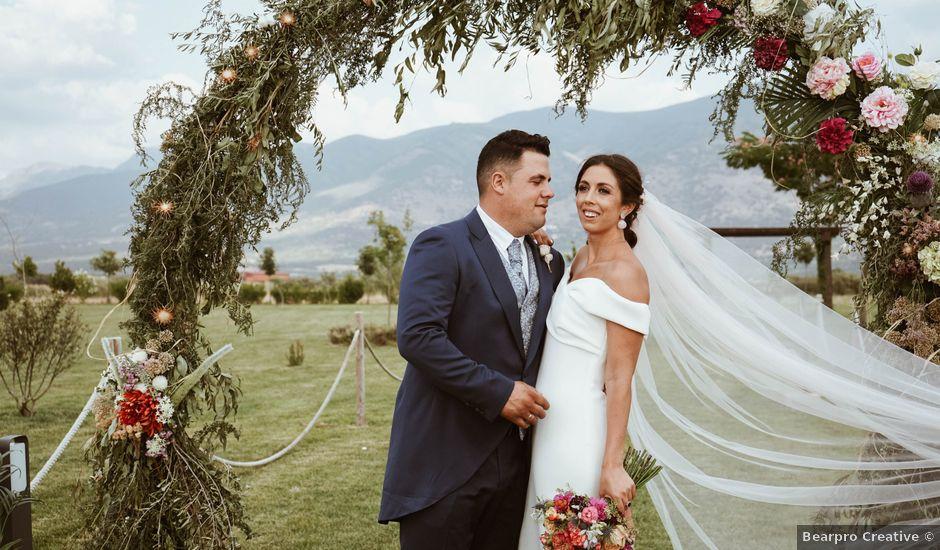 La boda de Sergio y Natacha en Zarza De Granadilla, Cáceres