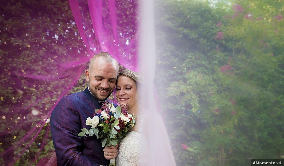 La boda de Emilio y Ana en Madrid, Madrid